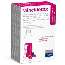 Pileje MINCIDETOX DIMAGRANTE DETOX-14 BASTONI