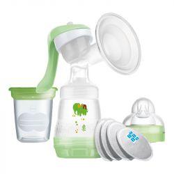 Mam Kit allaitement Tire-lait manuel 1er âge