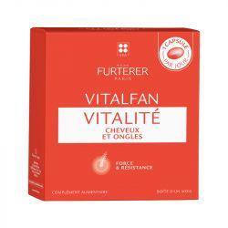 Rene Furterer Vitalfan Vitalité 30 capsules