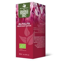 Dr Theiss Alfalfa Bio Macérat de Graines Germées 30ml