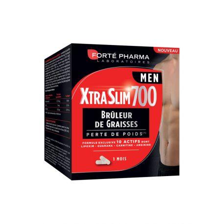 Forte Xtraslim 700 Men brûleur de graisses 120 gélules