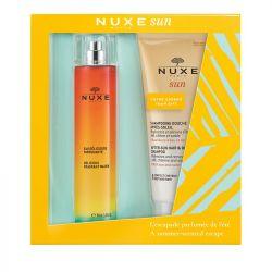 Nuxe Sun Coffret Eau Délicieuse + Shampoing Douche après Soleil