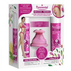 Puressentiel Minceur Coffret Minceur Anti-Cellulite Ventouse CelluliVac