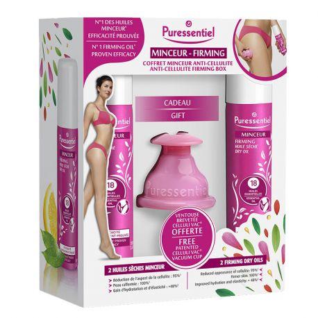 Puressentiel Slimming CelluliVac CelluliVac Slimming Kit Anti-Cellulite