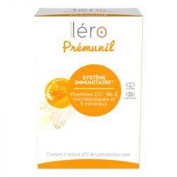 cápsulas LERO PREMUNIL imunitário