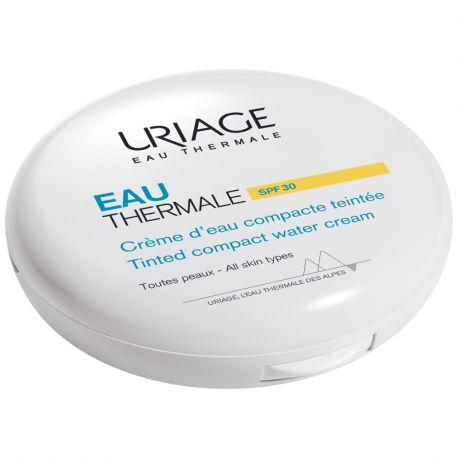 Uriage crème d'eau compacte teintée SPF 30 10g