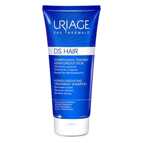 Uriage ds hair shampooing traitant keratoreducteur 150ml