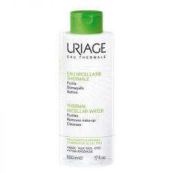 Uriage eau micellaire peau mixte a grasse 500 ml