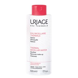 Uriage eau micellaire peau sensible 500 ml