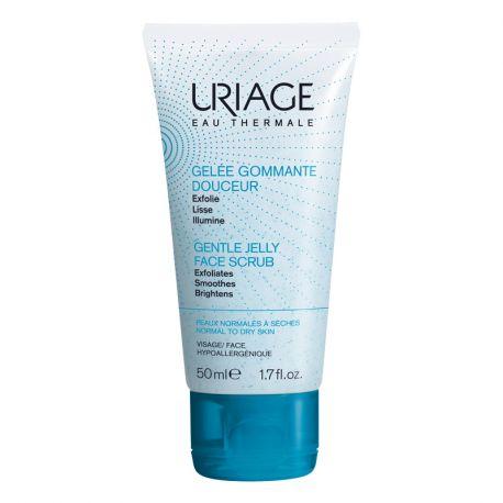 Uriage gelée gommante douceur visage 50 ml