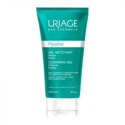 Uriage Hyseac gel nettoyant peaux mixtes à grasses