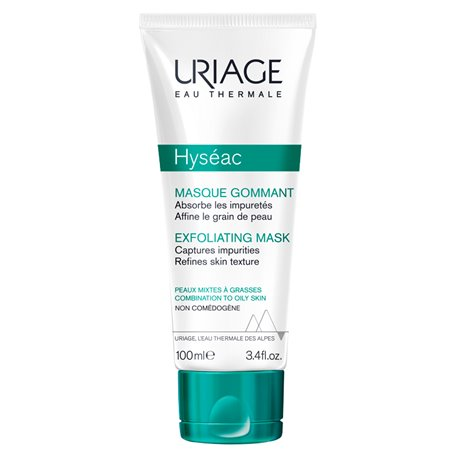 Uriage Hyseac masque gommant anti-imperfections100 ml