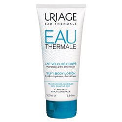 Uriage lait veloute corps hydratation