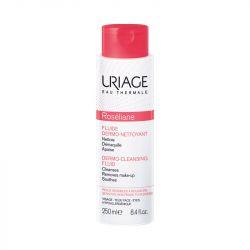 Uriage roseliane fluide dermo nettoyant 250 ml