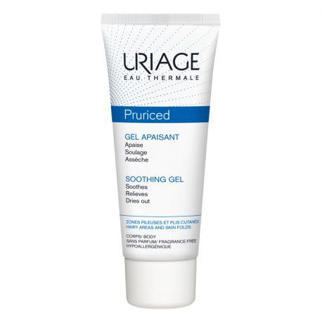 Uriage pruriced gel apaisant plis cutanés 100 ml