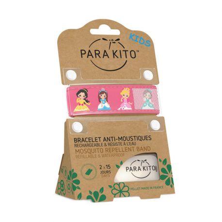 Parakito Anti-Moskito-Armband für Kinder Prinzessin