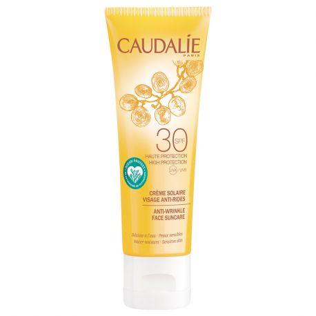 CAUDALIE soleil divin SPF30 crème solaire anti-âge