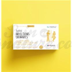 Medisur Autotest Infección de cistitis urinaria