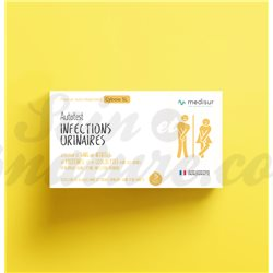 Medisur Autotest Urinary Cystitis Infection