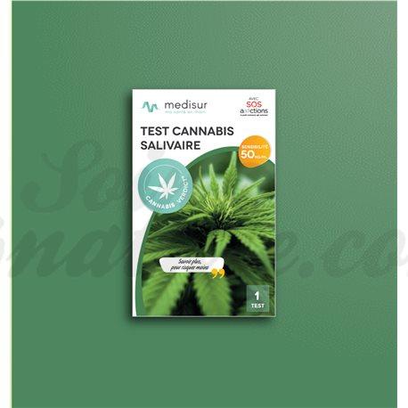 CANNABIS self-test saliva verdict Medisur