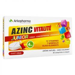 Arkopharma Azinc Vitality Junior Proef Cola