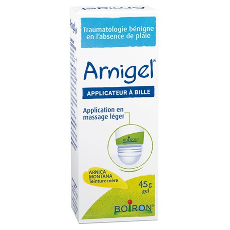 Boiron Arnigel Roll-on Contusions Douleurs musculaires 40 ml