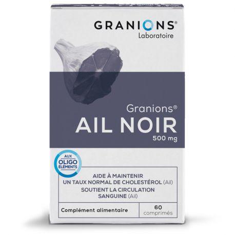 Equilibre Attitude Granions Ail Noir Antioxydant 60 comprimés