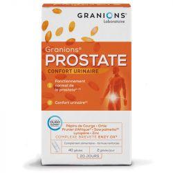 Equilibre Attitude Prostate et Confort Urinaire 40 Gélules