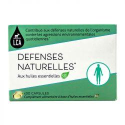 LCA Défenses naturelles 30 capsules gastro-resistantes
