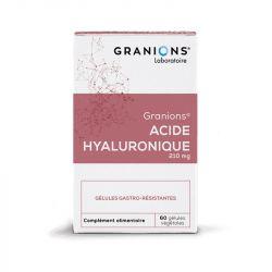 Granions HYALURONIQ ACID 200MG 60 cápsulas duras gastrorresistentes
