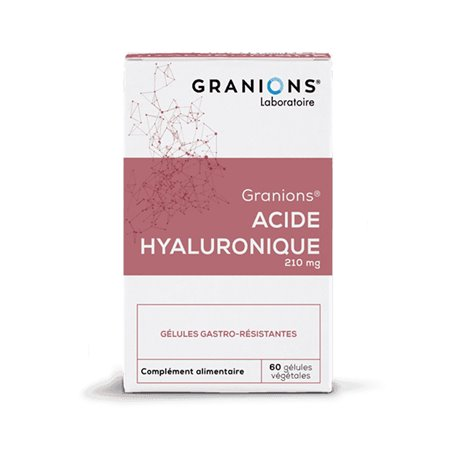 Granions ACID 200MG HYALURONIQ 60 يستعصي GASTRO مقاومة