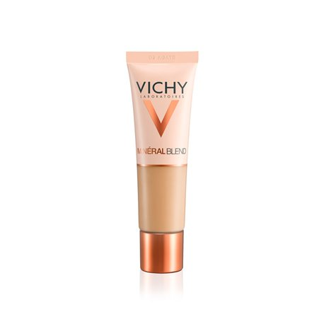 Mineral FoundationBlend Moisturizing Vichy Medium Tints