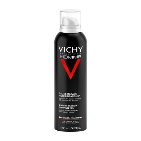 VICHY HOMME剃须凝胶敏感肌肤150毫升