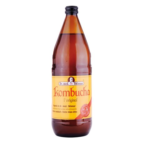 Dr. Theiss Kombucha 1 litro