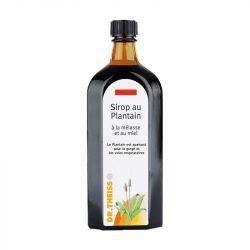 Dr Theiss Plantain Sirop Toux 250 ml
