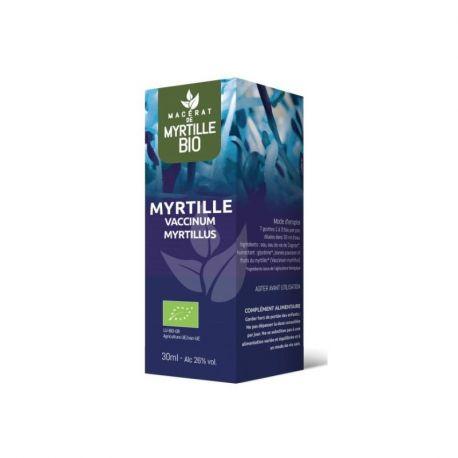 Dr Theiss Myrtille Bio Macérat Graines Germées 30 ml