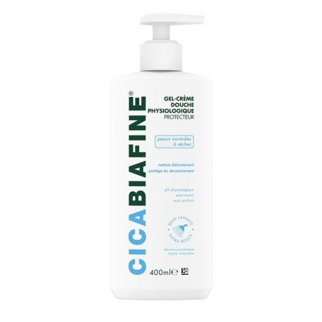CICABIAFINE Gel crème douche physiologique protecteur 400 ml