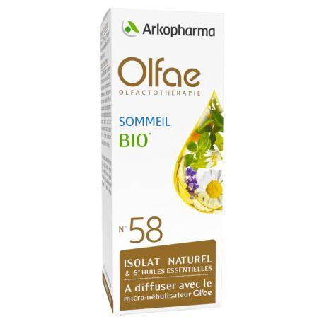 Arko Olfae n°58 complexe sommeil bio 5 ml
