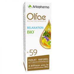 Arko Olfae n°59 complexe relaxation bio 5 ml