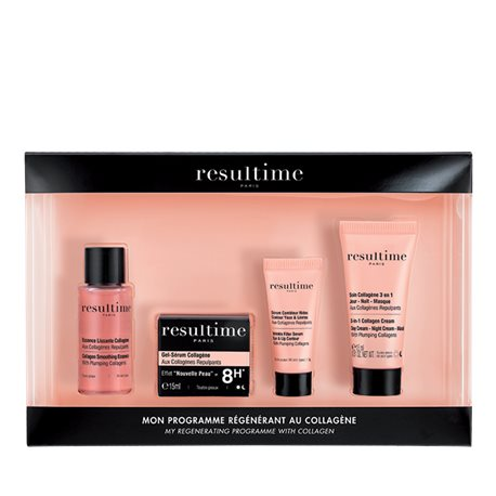 Resultime Routine Trousse 100 % collagène