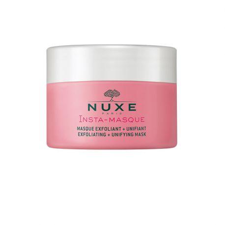 NUXE INSTA Masque exfoliant + unifiant macadamia 50ml