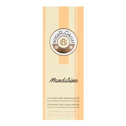 Roger and Gallet water fresh Mandarin limited edition