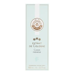 Roger & Gallet Cologne Cassis Extract Frenzy