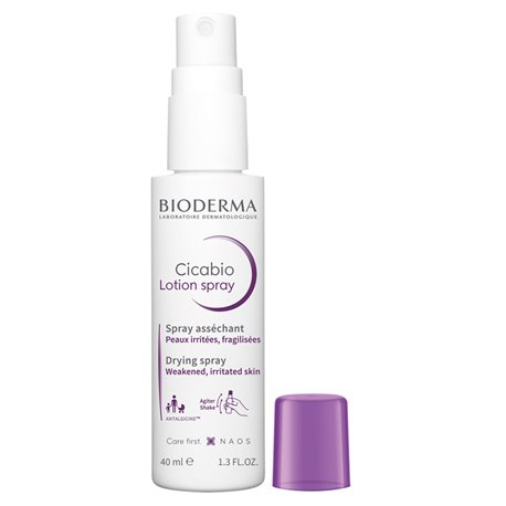 Cicabio Lotion Cicatrisante Spray 40 ml