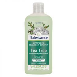Natessance Tea Tree Shampoing Équilibrant Purifiant 250ml