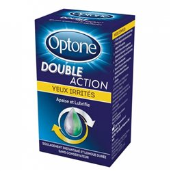 OPTONE OPLOSSING EYE MOISTURIZING droge ogen 10ML