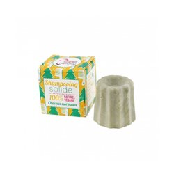 Lamazuna shampooing solide cheveux normaux Pin Sylvestre 55g