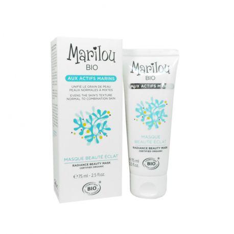 Marilou BIO Actifs Marins Masque beauté éclat 75 ml