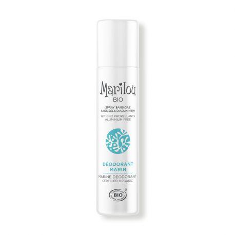 Marilou Bio Deodorant Senteur Marine 75 ml