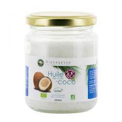 EcoIdées Aceite de Nuez de Coco 200ml Bio